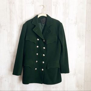 [Marc Jacobs] Double Breasted Wool Coat